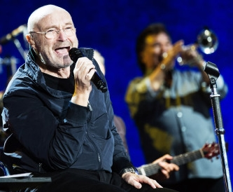 Hits from the great Phil Collins and Genesis, powerful and timeless, sung by Rick D. PHILLY Singer