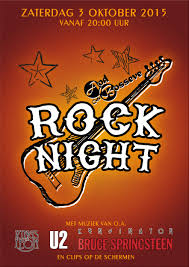 Rock Night with songs that last for over 4 decades with Rick D. ROCK Singer